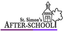 St. Simons After School Logo